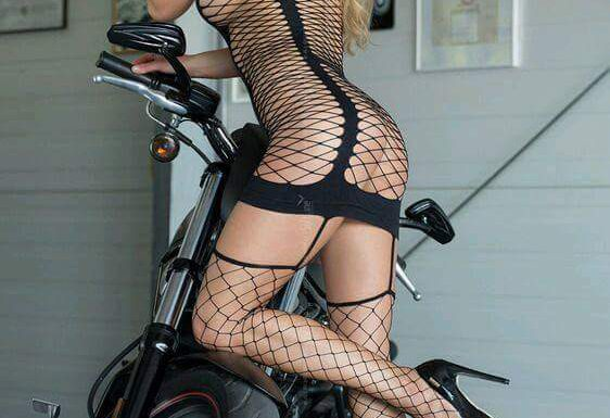 Fishnets and Front Tires